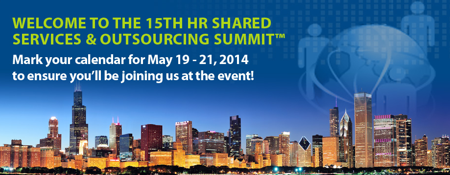 The 15th HR Shared Services & Outsourcing Summit, Chicago, USA