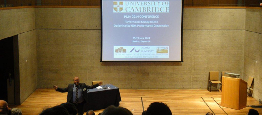 PMA 2012 Conference – University of Cambridge – UK – Day 3 in pictures