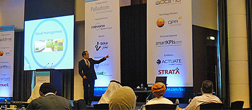 Balanced Scorecard & Strategy Summit 2013 – Day 1 – Session 1