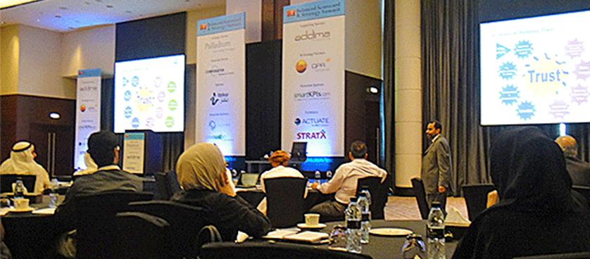 Balanced Scorecard & Strategy Summit 2013 – Day 1 – Session 4