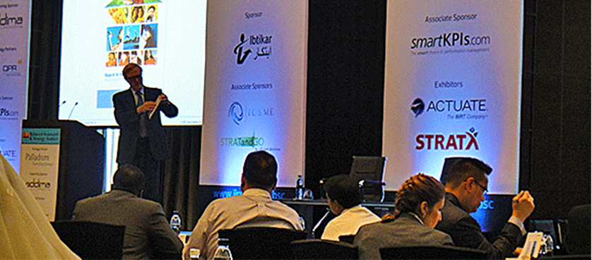 Balanced Scorecard & Strategy Summit 2013 – Day 2 of The Kaplan Norton Masterclass – Session 4