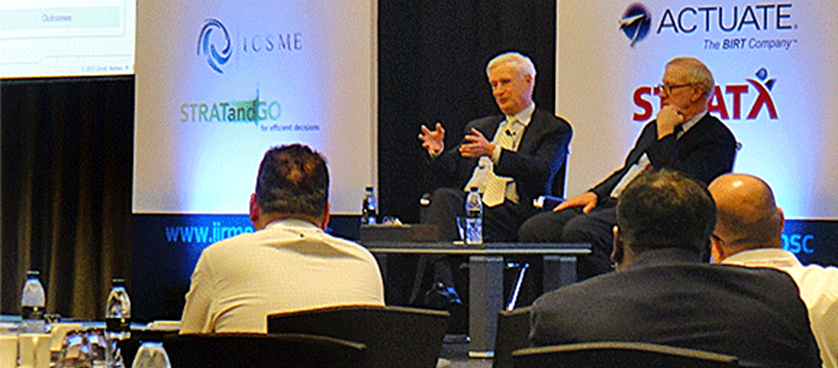 Balanced Scorecard & Strategy Summit 2013 – Day 2 of The Kaplan Norton Masterclass – Final Session Q&A