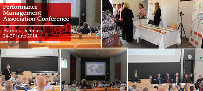Performance Management Association Conference 2014