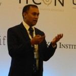 Integrating Performance, Initiative and Risk Management: Jude Chagas Pereira, Dubai, 2014