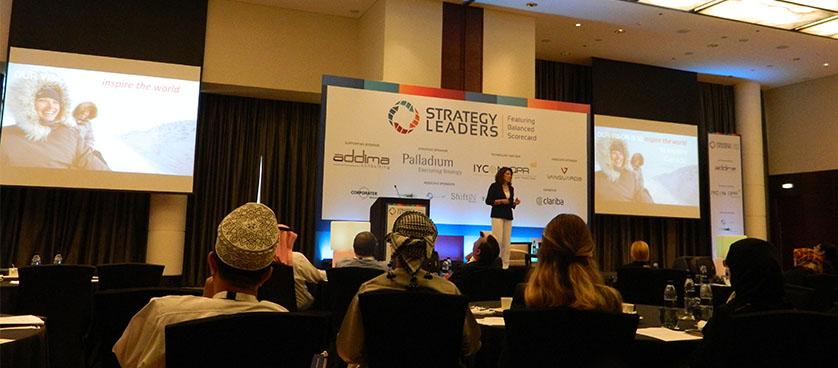 Michele McKenzie's Presentation, Dubai, 2014