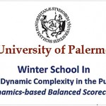 Winter School In Managing Dynamic Complexity in the Public Sector: a System Dynamics – based Balanced Scorecard Approach