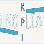 What is the difference between leading and lagging KPIs?