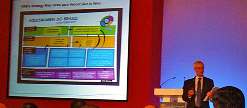 Balanced Scorecard Forum 2011 – smartKPIs.com correspondence from Dubai – Day 2