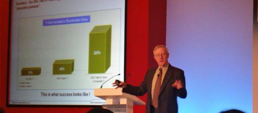 Balanced Scorecard Forum 2011 – smartKPIs.com correspondence from Dubai – Day 3