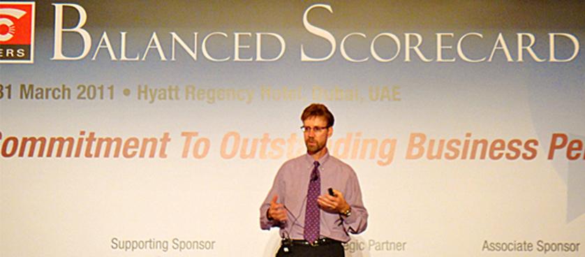 Balanced Scorecard Forum 2011 – smartKPIs.com correspondence from Dubai – Day 4