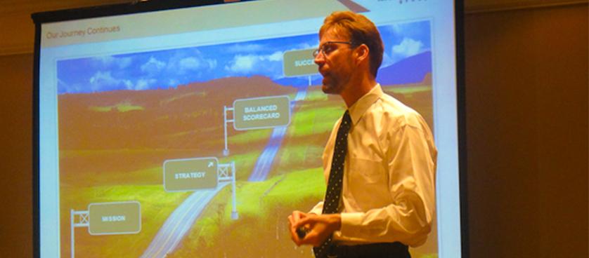 Balanced Scorecard Forum 2011 – smartKPIs.com correspondence from Dubai – Day 6